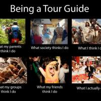 "Full-time tour guide asking travel bloggers: Am I ""dead"" to you?"