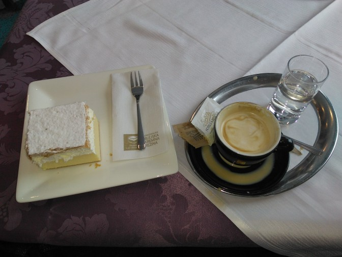 Bled: Feel the sLOVEnia, enjoy the cake!