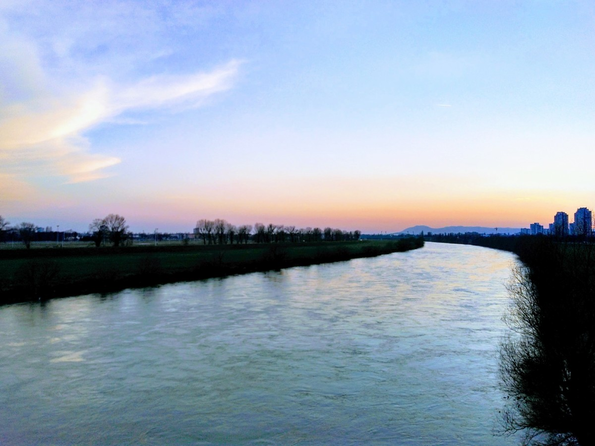 Sava River - Zagreb and beyond