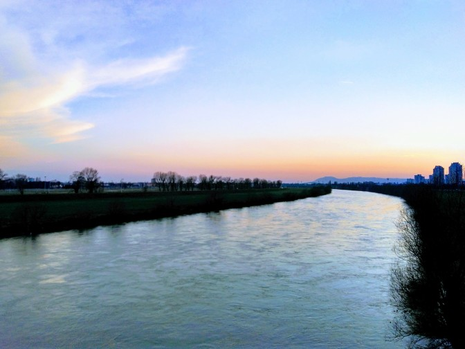 Sava River – Zagreb and beyond