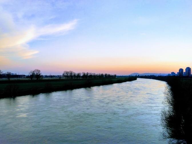 Sava River – Zagreb and beyond