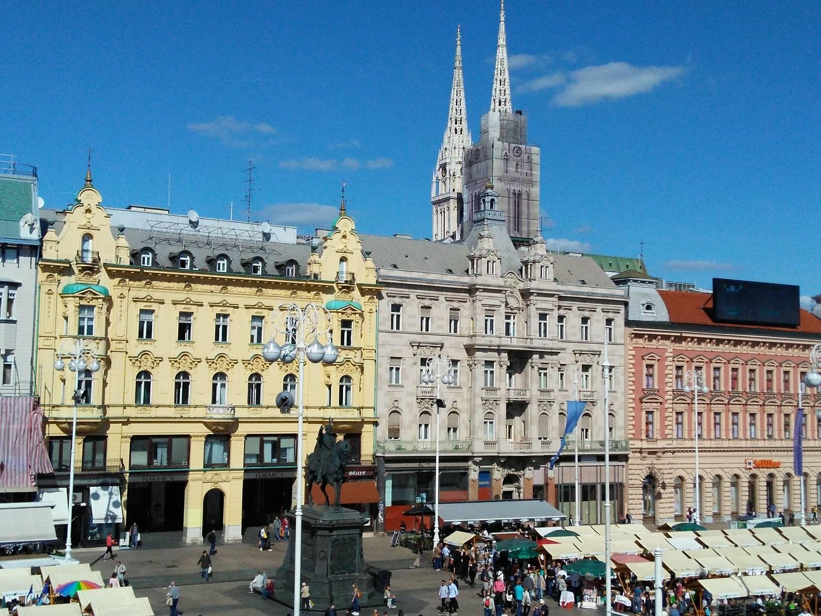 trg katedrala
